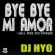 Dj Hyo Bye Bye Mi Amor