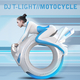 Dj T-light Motocycle