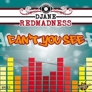 Djane Redmadness - Can't You See (Badaboom Records)