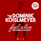Dominik Koislmeyer feat. Julia Kautz Feel Alive