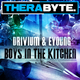 Drivium & Eyoung Boys in the Kitchen