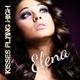 Elena Kisses Flying High