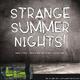 Ess Aitch Strange Summer Nights