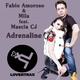 Fabio Amoroso & Mila feat. Mascia CJ - Adrenaline