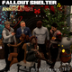 Fallout Shelter Force Six the Annihilators Holidaze Special 2017