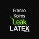 Franzo Kolms Leak