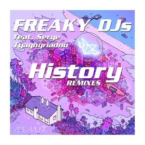Freaky DJs feat. Serge Tyagnyriadno - History(Remixes) (Alchemist Project Entertainment)