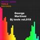 George Martinez DJ Tools, Vol. 018