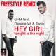 Ghm feat. Daniele Vit & Terro Hey Girl Tonight Is the Night(Freestyle Remix)