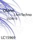 Glann I Am Techno