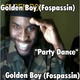 Golden Boy Party Dance