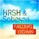 HRSH & Sobespa Falling Down