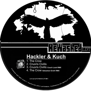 Hackler & Kuch - The Crow (Rewashed Ldt)
