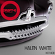 Halen White Hot Rod
