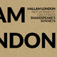 Hallam London Not Afraid of Greatness - Shakespeare's Sonnets
