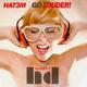 Hat3m Go Louder