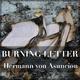 Hermann von Asuncion Burning Letter