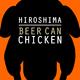 Hiroshima Beer Can Chicken