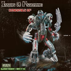 Inzimo & Psygamma - Generals (Lysergic Records)