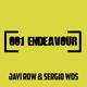 Javi Row & Sergio WoS Endeavour