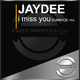 Jaydee - I Miss You(Subnode Mix)