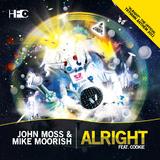 Alright Feat Cookie by John Moss & Mike Moorish mp3 downloads