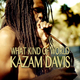 Kazam Davis - What Kind of World