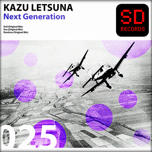 Kazu Letsuna - Next Generation (Superdrive Records)