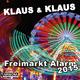 Klaus & Klaus Freimarkt Alarm 2015