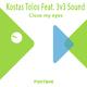 Kostas Tolos Feat. 3v3 Sound - Close My Eyes
