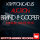 Kryptonicadjs - Auction (Brand & Cooper Minimal Range Rmx)