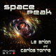Le Brion & Carlos Torre Space Peak