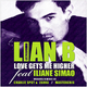 Lian B Feat Iliane Sima?o Love Gets Me Higher