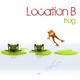 Location B Frog