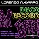 Lorenzo Navarro Disco Record