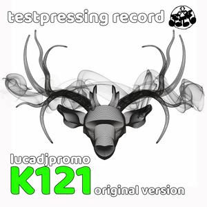 Lucadjpromo - K121 (Testpressing Rec.)