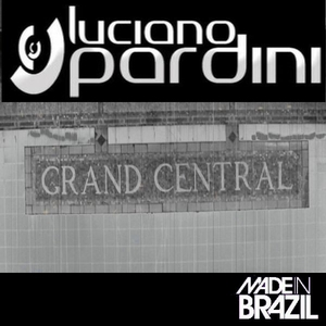 Luciano Pardini - Grande Central  (Made In Brazil Records)
