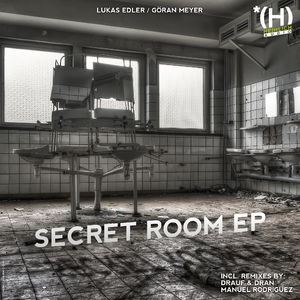 Lukas Edler, Göran Meyer - Secret Room Ep (Heimlich-Audio)