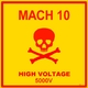 Mach 10 High Voltage 5000v
