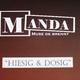 Manda - Hiesig & Dosig