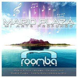 Mario Plaza - Mi Arte Profundo (Roomba Records)