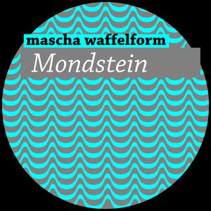 Mascha Waffelform - Mondstein (Waffelform)