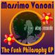 Massimo Vanoni The Funk Philosophy EP