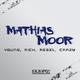 Mathias Moor Young, Rich, Rebel, Crazy
