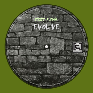 Matt Funkk - Evolve (Consumed Records)
