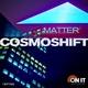 Matter Cosmoshift