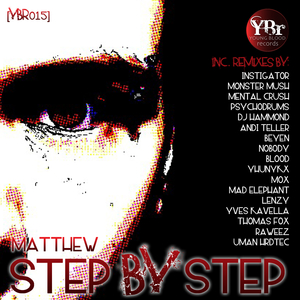 Matthew - Step By Step + Remixes (Young Blood Records - Red Label)
