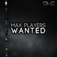 Max Players Wanted
