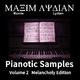 Maxim Lydian Pianotic Samples, Vol. 2(Melancholy Edition)