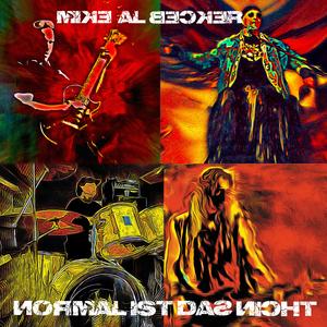 Mike al Becker - Normal ist das nicht (Woodhouse Records)